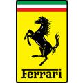 Modèle de voitures Ferrari