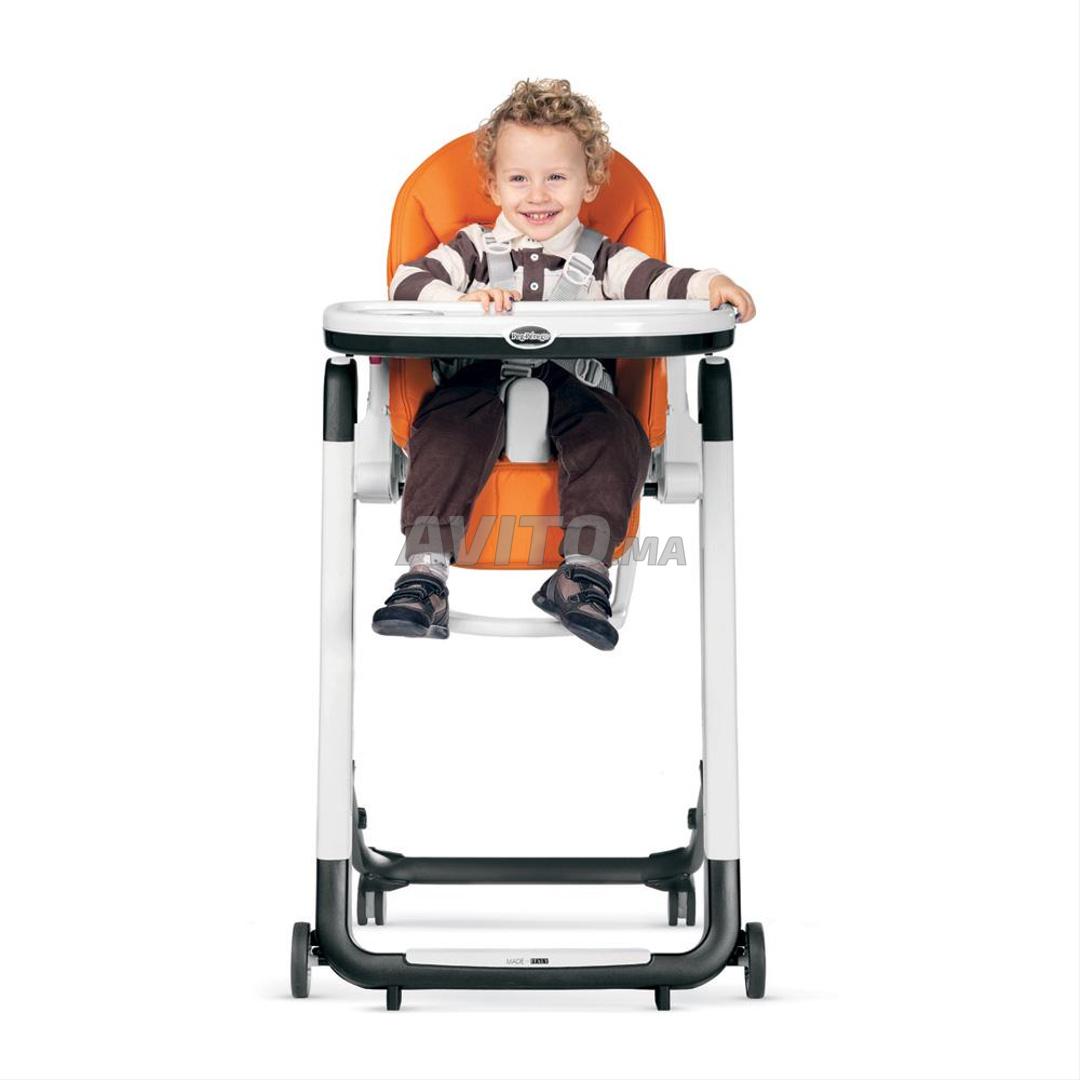 Peg-Perego Chaise haute Siesta  تجهيزات للأطفال و الرُضَّع ب فاس