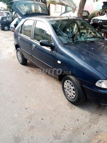 Voiture Fiat Palio 1999 à rabat  Diesel  - 7 chevaux