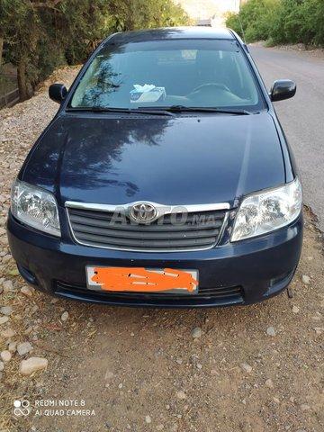 Voiture Toyota Corolla 2007 à el-jadida  Diesel  - 8 chevaux