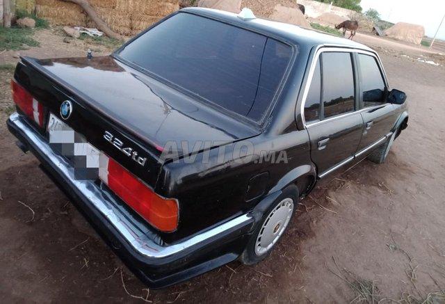 Voiture Bmw M4 1986 à berrechid  Diesel  - 8 chevaux