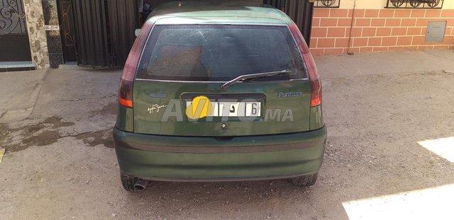 Voiture Fiat Punto 1996 à khouribga  Diesel