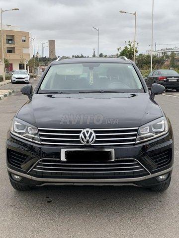 Voiture Volkswagen Touareg 2017 à rabat  Diesel