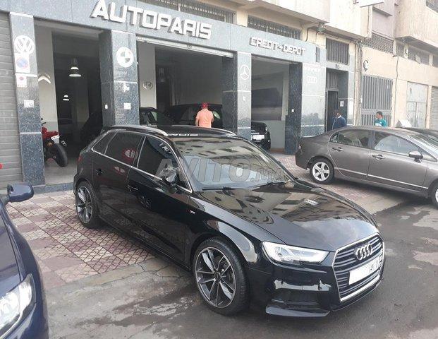Voiture Audi A3 2019 à casablanca  Diesel  - 8 chevaux