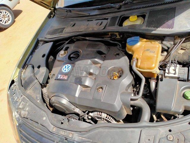 Voiture Volkswagen Passat 2001 à casablanca  Diesel  - 8 chevaux