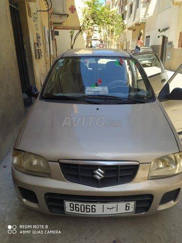 Voiture Suzuki Alto 2008 à sala-al-jadida  Essence  - 5 chevaux