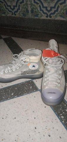 converse off white white - 1