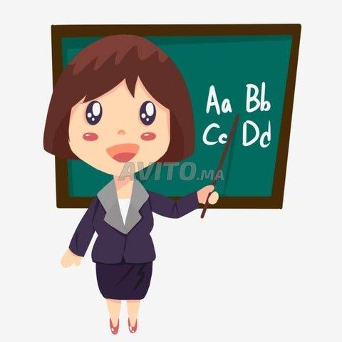 Enseignante de français - 1