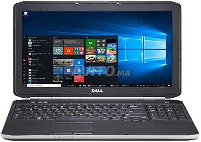 Dell E5530 - 1