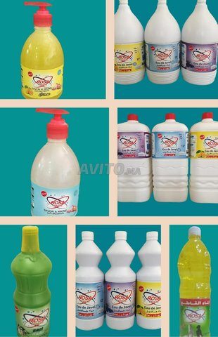 produits de nettoyage - 5