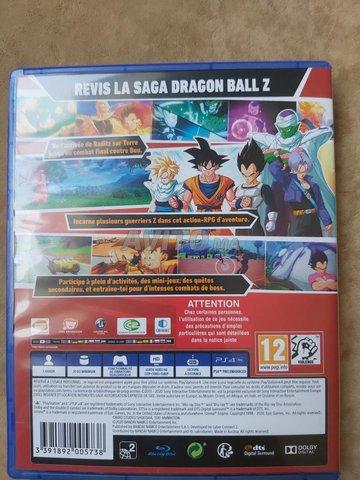 jeu ps4 dragonball kakarot  - 2
