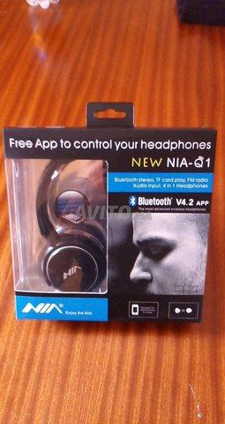 casque Bluetooth NEW nia-Q1 - 1