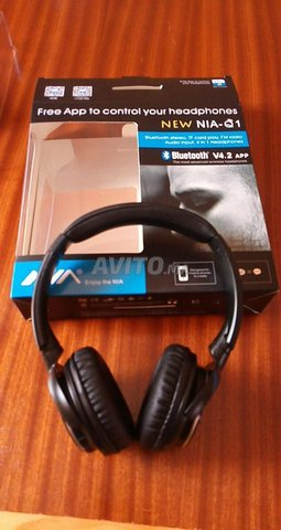 casque Bluetooth NEW nia-Q1 - 2