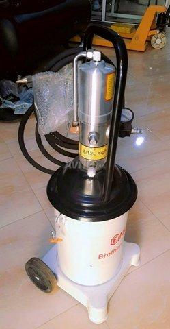 pompe grisse hydralique - 3