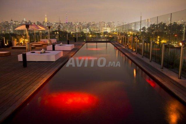 Projecteur piscine LED RGB 18-24W 12V - 5