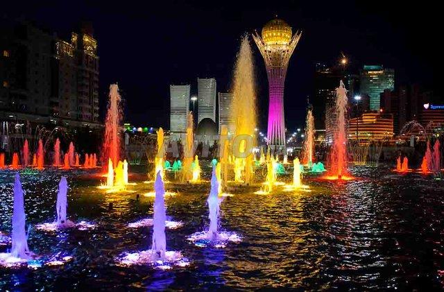 Projecteur fontaine LED RGB 9W 12/24V - 6