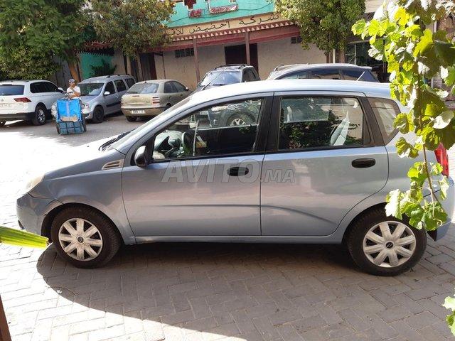 Chevrolet aveo  - 2