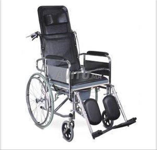 كرسي متحرك للمعاقين - 2