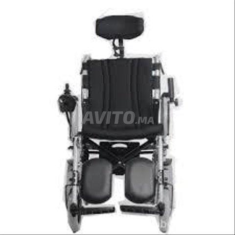 كرسي متحرك للمعاقين - 3
