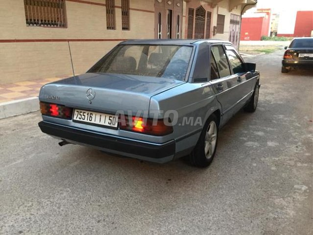 Mercedes benz 190 - 3