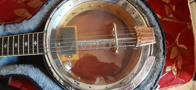 banjo gold tone - 1
