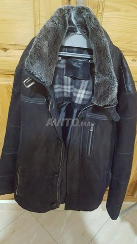 river skin leather jacket - 2