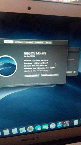 macbook air core i5 2013  - 1