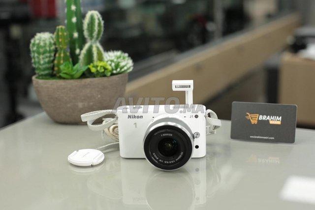 NIKON 1 J1 Kit Compact numérique à fes - 1