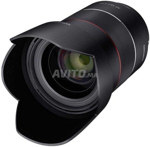 Rokinon AF 35mm f/1/4 Auto F/Wà fes - 4