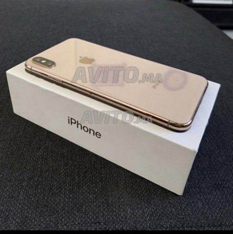 Iphone xs gold 64go - 2