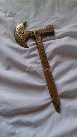 شاقور نحاسي قديم  - 2