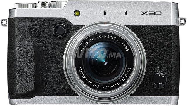 Fujifilm X30 Appareil Ultra compact à Casablanca  - 2