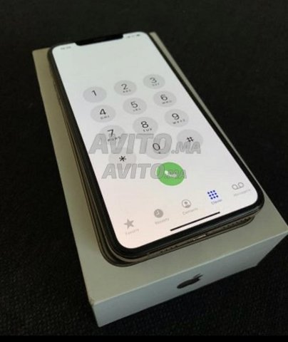 Iphone xs gold 64go - 1