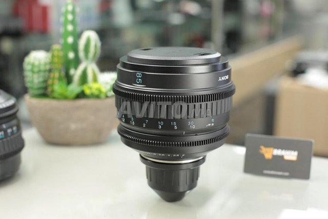 SONY cinema 85mm T2à fes - 1