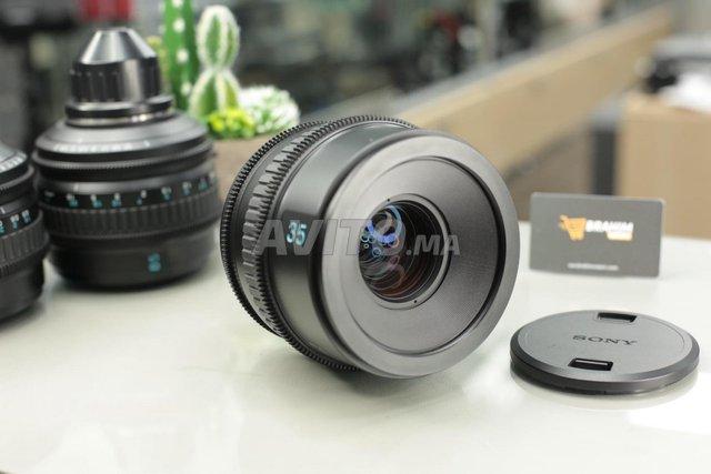SONY cinema 85mm T2à fes - 2