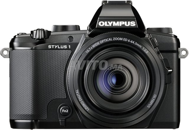 Olympus Stylus 1 Appareil Photo à tanger - 1