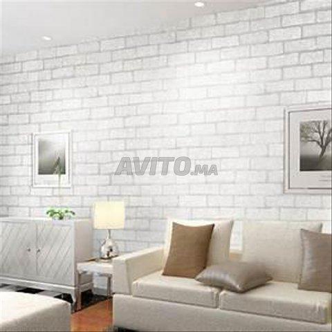 ورق الجدران جميع الوان  papie pein - 1
