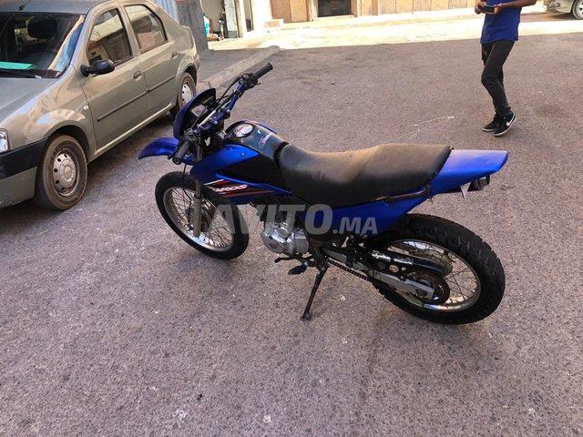 Honda bros nxr 125cc  - 4