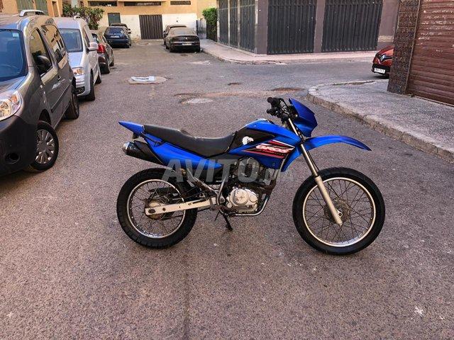 Honda bros nxr 125cc  - 1