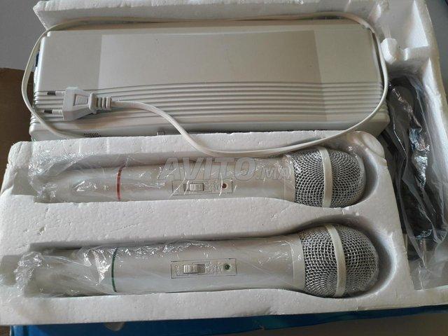 Microphone mazal jdid - 2
