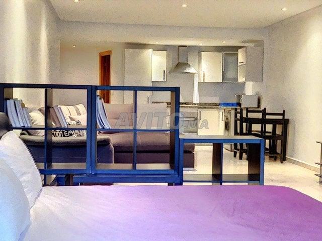 Studios joliment meublé - Boulevard moulay youssef - 1