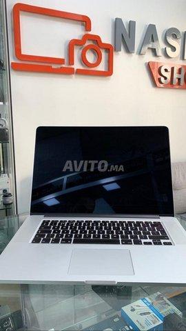 macbook pro 2014 I5 8ram 256SSD 300ycles à fes - 2