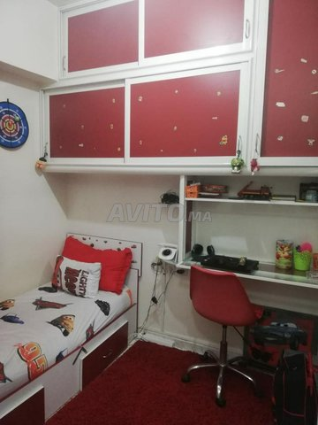 appartement 4ème étage à louer  - 5