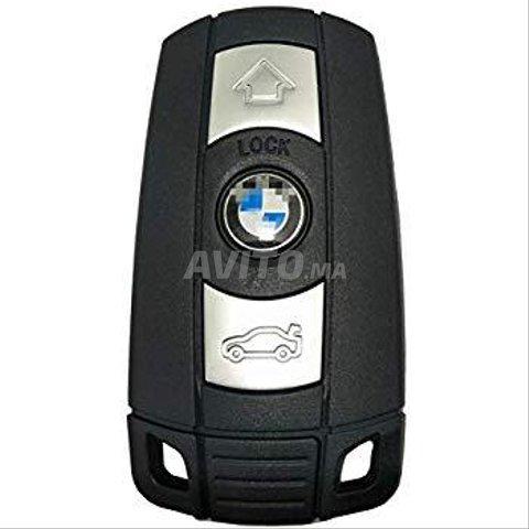 Refaire Les Doubles Clés BMW Original à Rabat - 3