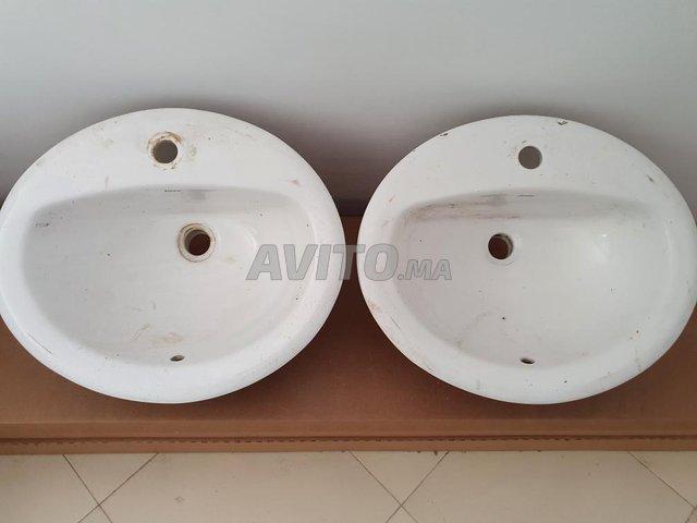 deux lavabo vasque a vendre - 1