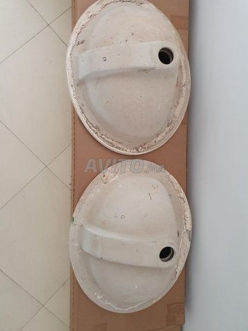 deux lavabo vasque a vendre - 2