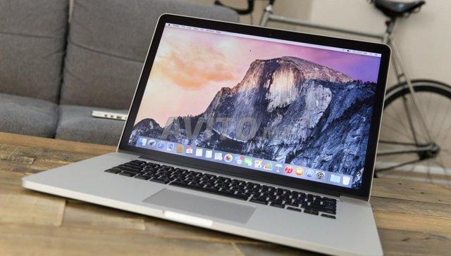 Apple 15 MacBook Pro Touch Bar 2016 i7à fes - 2