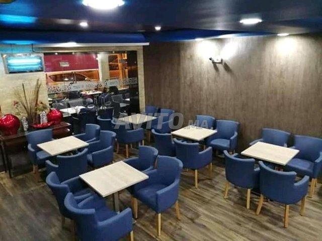 chaise café كراسي المقاهي  - 2