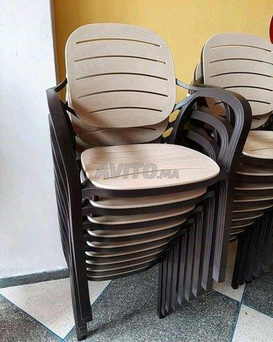 chaise café كراسي المقاهي  - 3