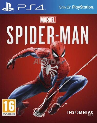 Spiderman PS4  - 1